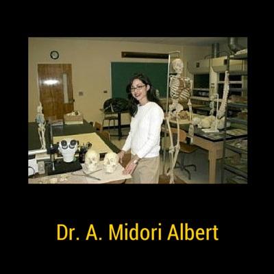 Dr. A. Midori Albert