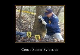 Recording and Preserving the Crime Scene