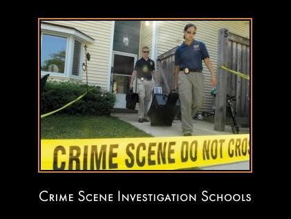 Knowledge: The Key To Crime Scene Investigation