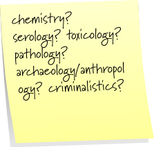 Forensic Psychology what is something computer related careers have in common?