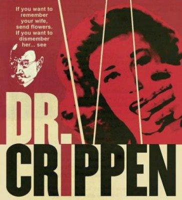 Dr Crippen Film Poster