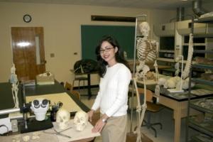 (Photo Credit: Dr. A. Midori Albert. Associate Professor of Physical Anthropology. University of North Carolina)