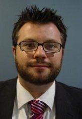 Forensic odontology expert Dr. Iain Pretty.
